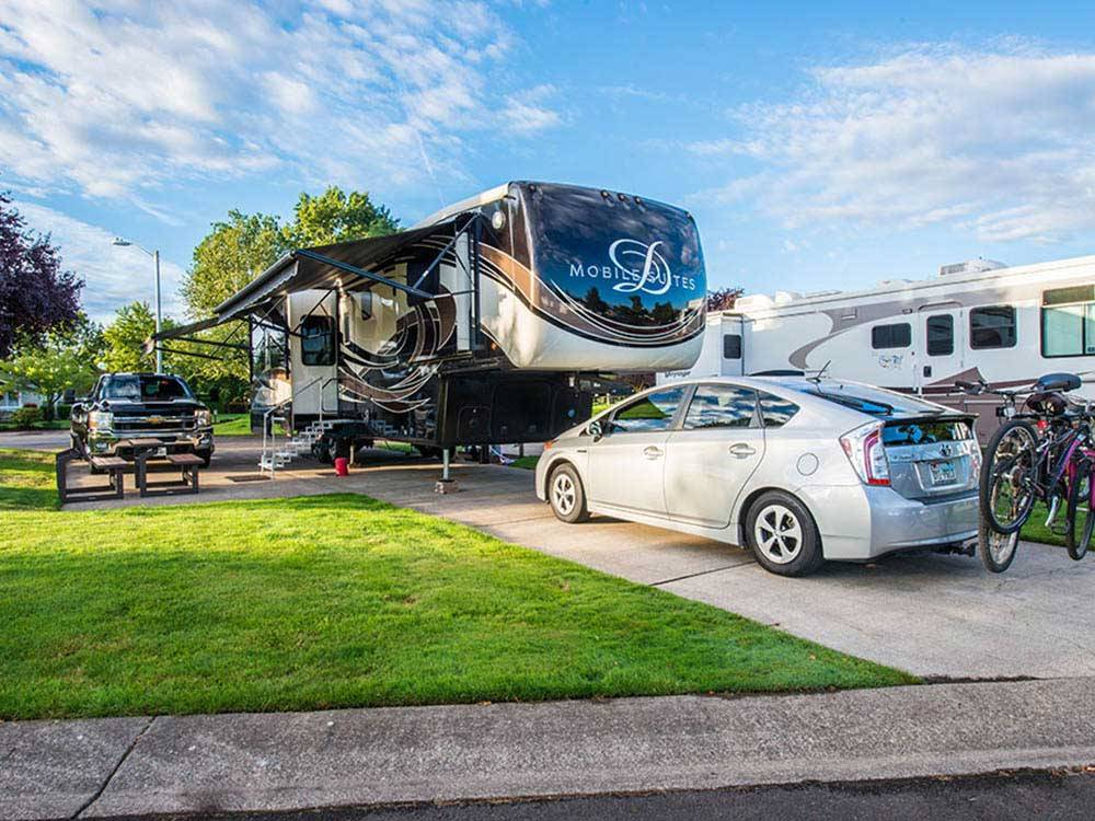 Olde Stone Village Rv Park Mcminnville Or Rv Parks