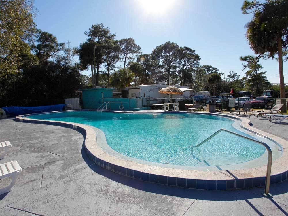 Rose Bay Travel Park Port Orange Campgrounds Good Sam Club