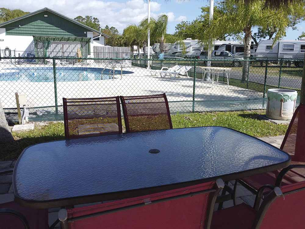 Sonrise Palms Rv Park Cocoa Campgrounds Good Sam Club