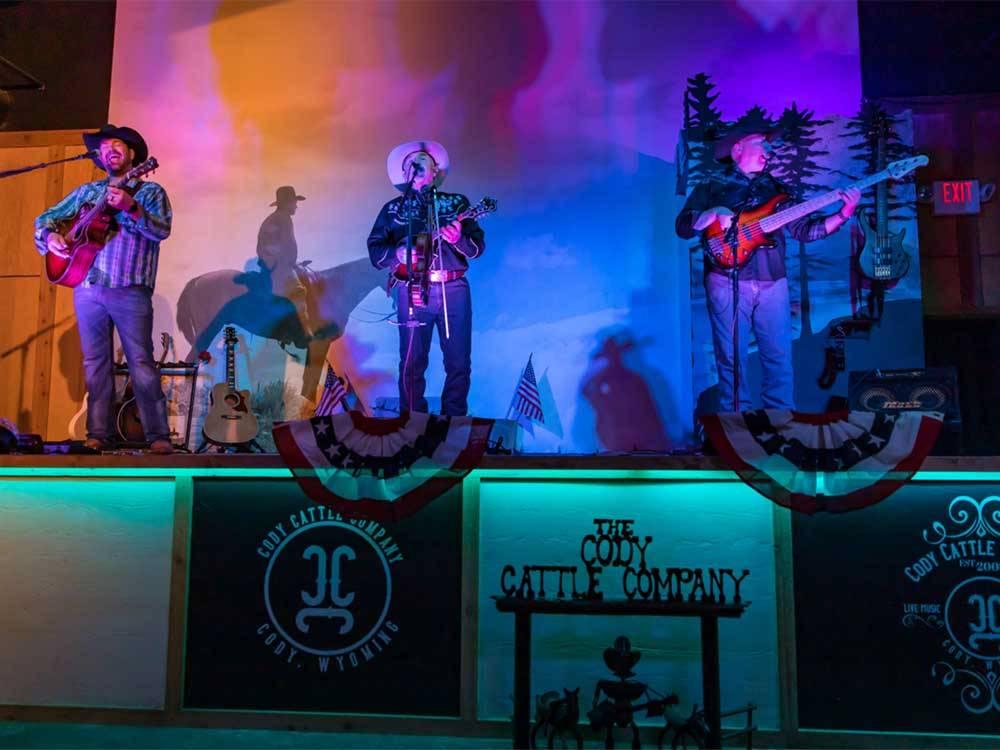 Buffalo Bill S Cody Yellowstone Country Cody Wy Rv
