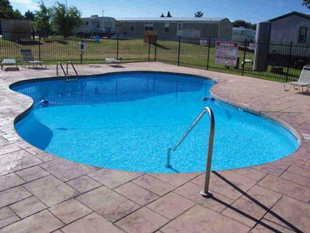 Camelot Village Rv Park Lubbock Campgrounds Good Sam Club