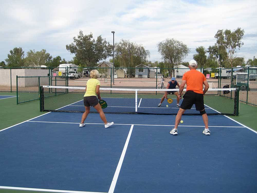 FIESTA GRANDE RV RESORT at CASA GRANDE AZ