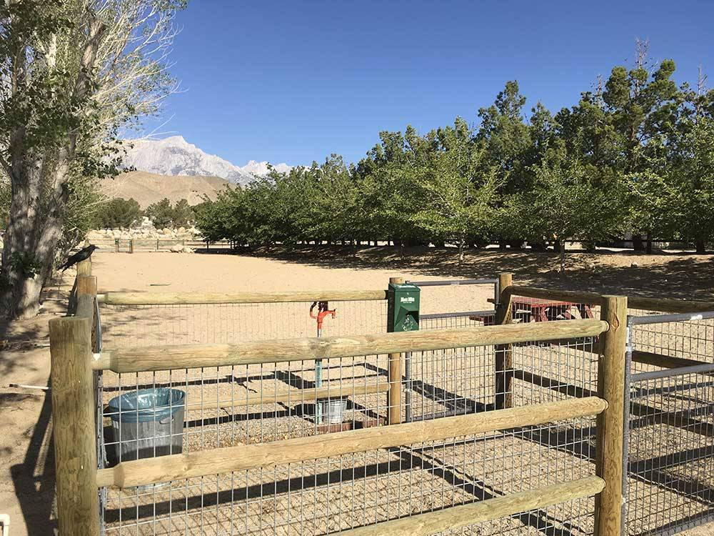 Boulder Creek Rv Resort Lone Pine Ca Rv Parks And