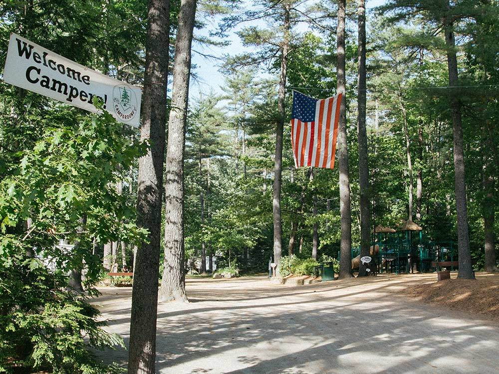 MI-TE-JO CAMPGROUND at MILTON NH