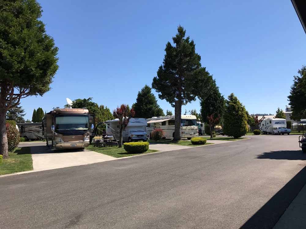 Midway Rv Park Centralia Campgrounds Good Sam Club