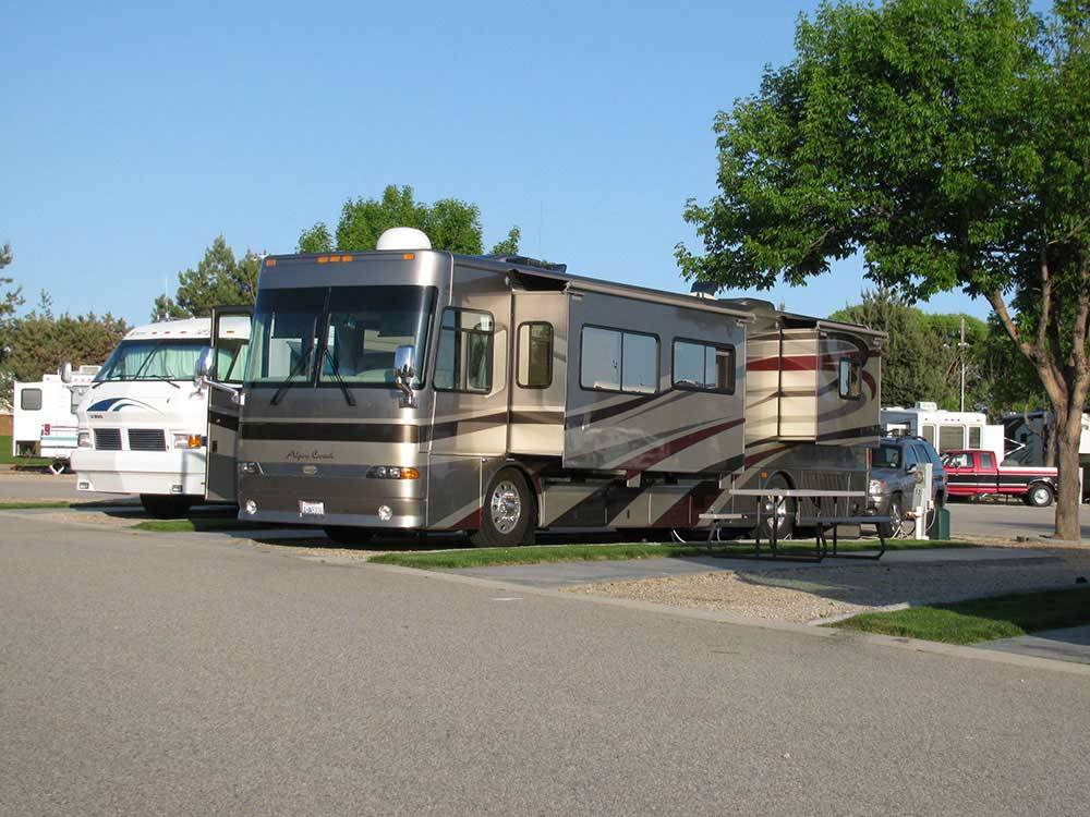 Hi Valley Rv Park Garden City Campgrounds Good Sam Club