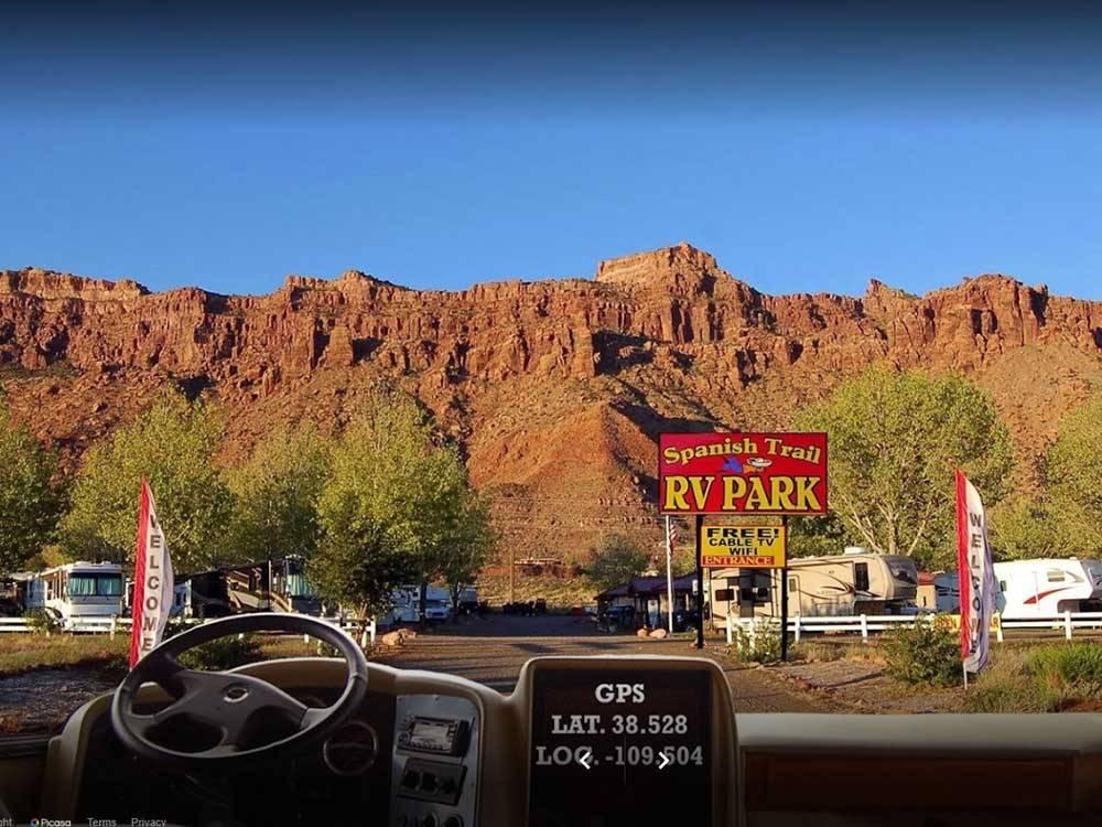 Spanish Trail Rv Park Moab Campgrounds Good Sam Club