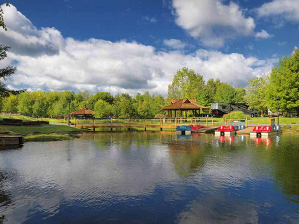 The Villages At Turning Stone Rv Park Verona Campgrounds