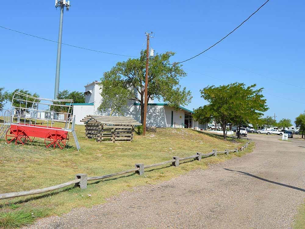 Amarillo Best Wonderland Rv Resort Amarillo Campgrounds