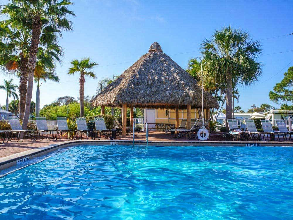 Pioneer Village Rv Resort North Fort Myers Campgrounds