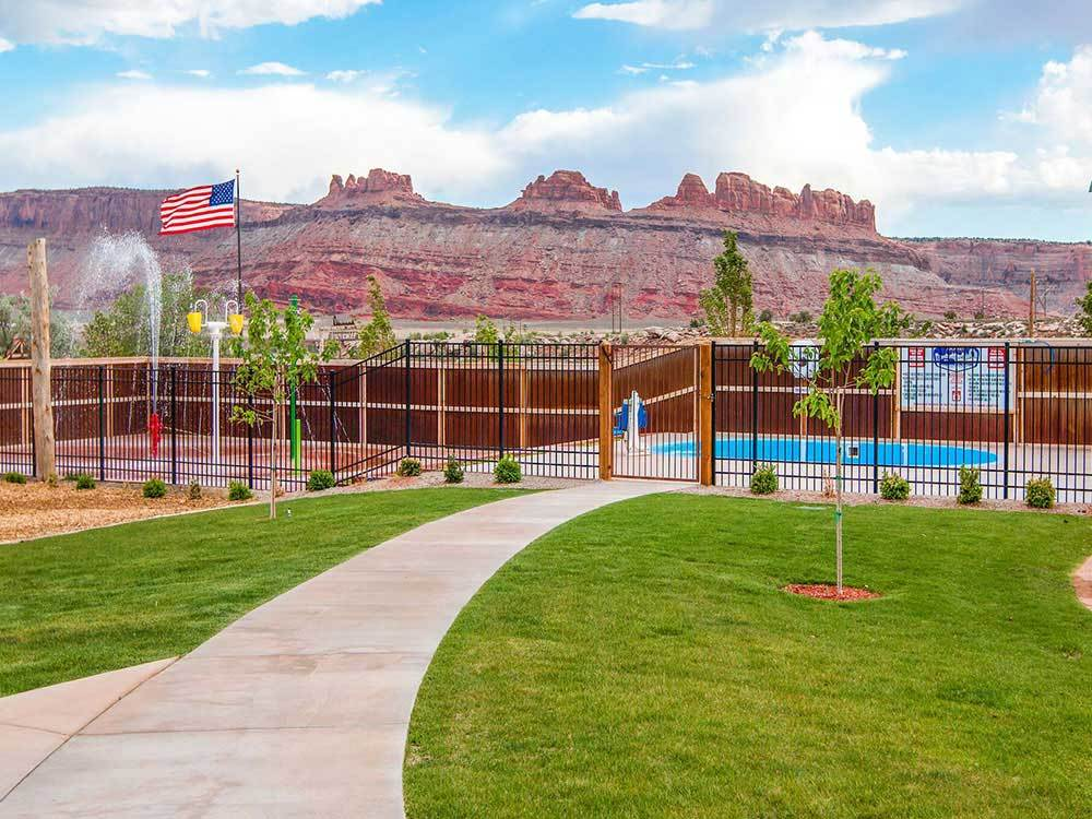 archview rv park campground moab ut rv parks and campgrounds in utah good sam camping
