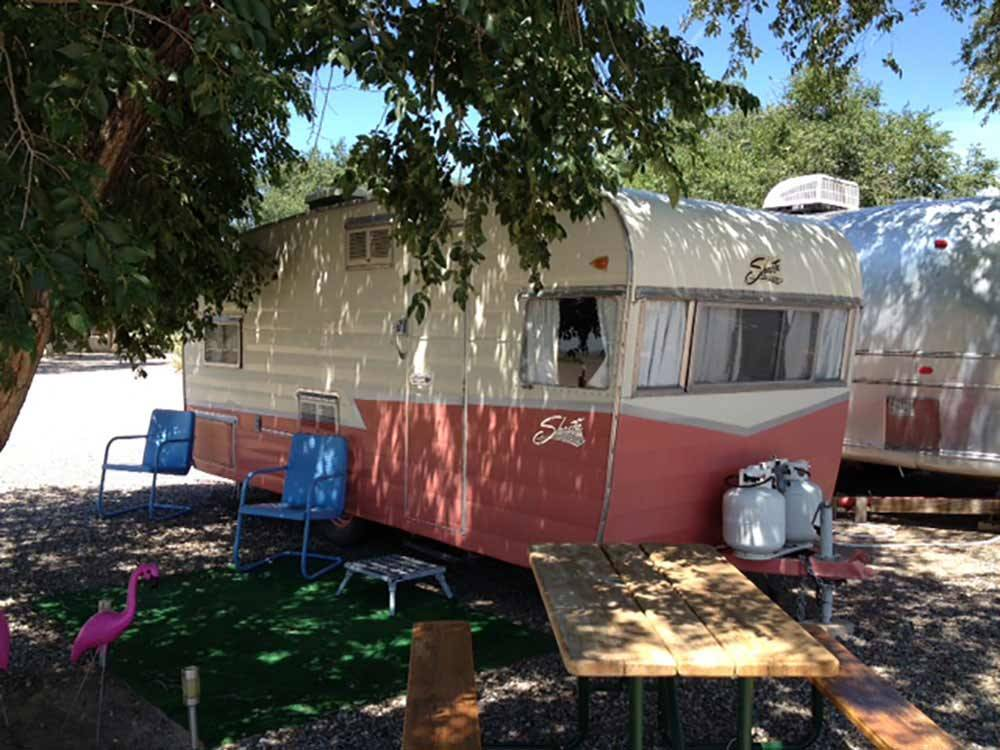 Enchanted Trails Rv Park Trading Post Albuquerque