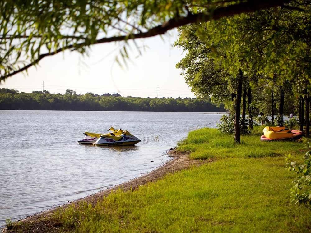 Loyd Park Camping Cabins & Lodge   Grand Prairie, TX - RV ...