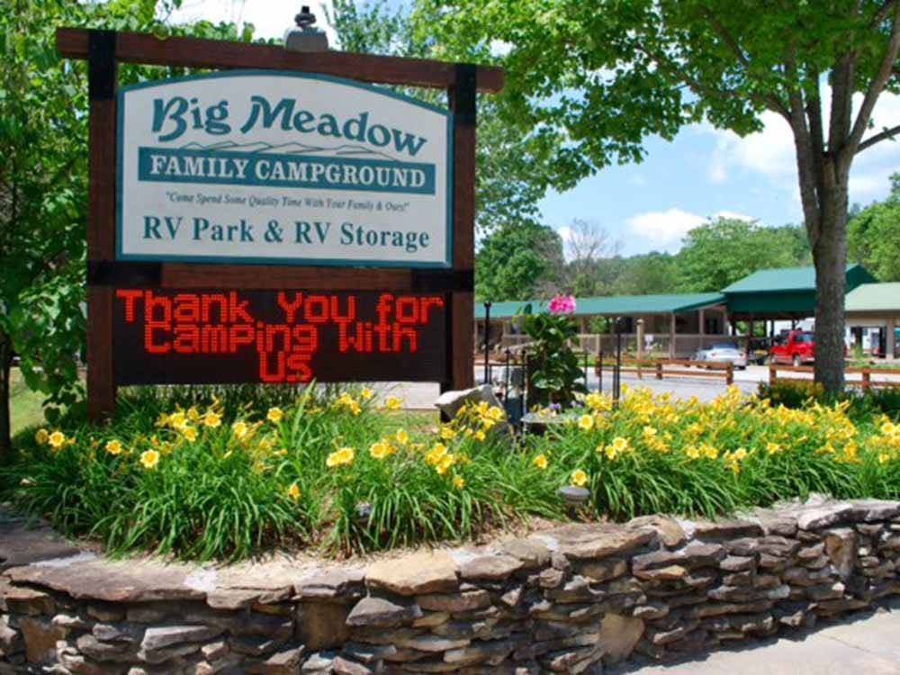 Big Meadow Family Campground Townsend Campgrounds Good