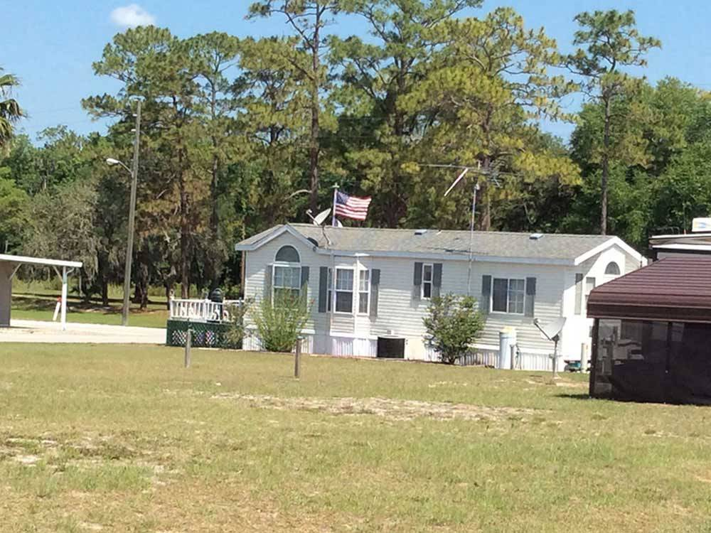 SHADY BROOK GOLF RV RESORT At SUMTERVILLE FL