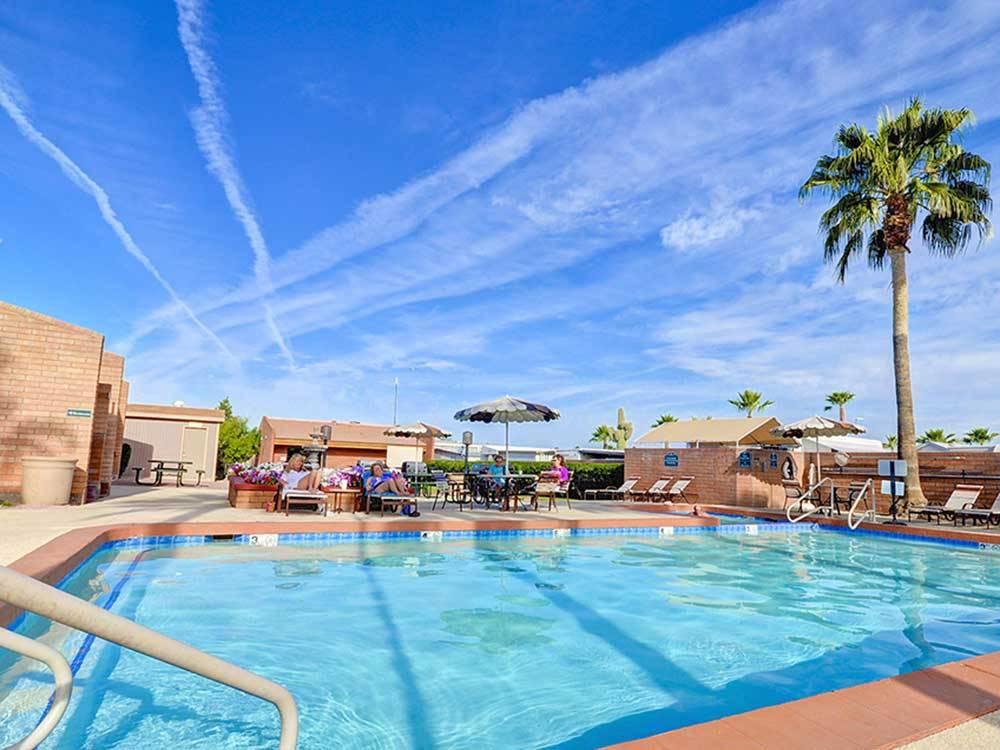 Apache Wells Rv Resort Mesa Campgrounds Good Sam Club