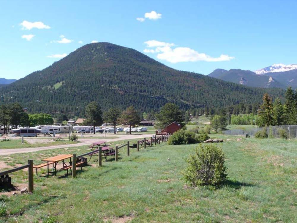 Elk Meadow Lodge And Rv Resort Estes Park Co Rv Parks