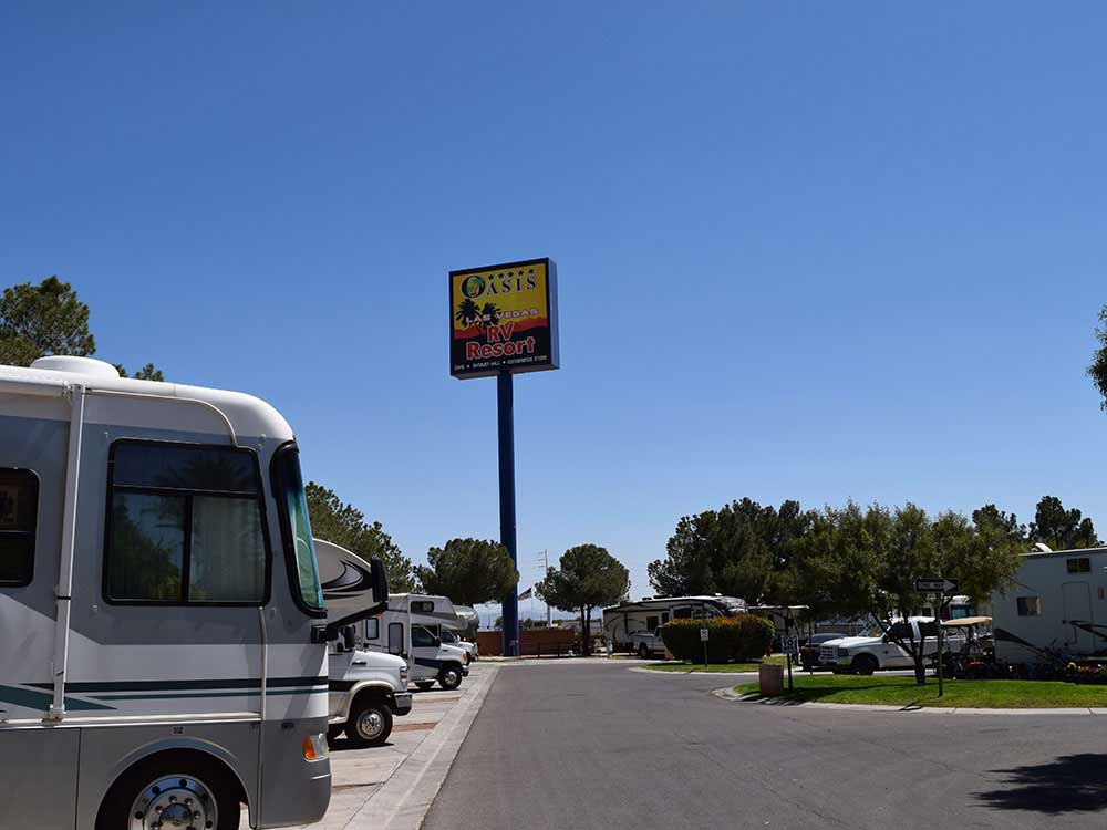 Oasis Las Vegas Rv Resort Las Vegas Nv Rv Parks And
