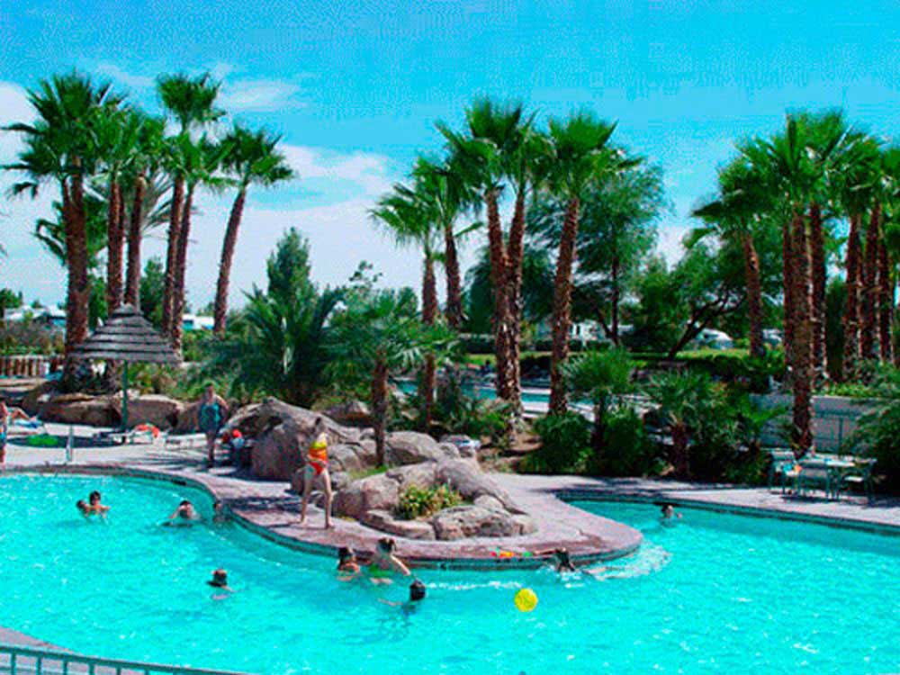 OASIS LAS VEGAS RV RESORT At NV