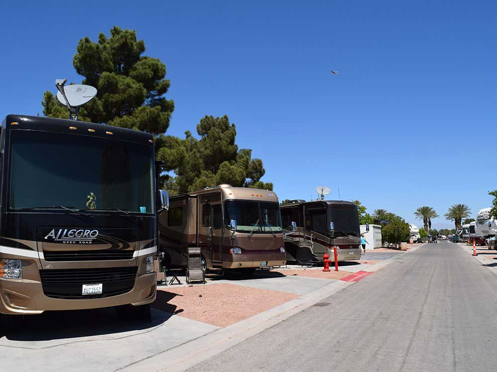 Oasis Las Vegas Rv Resort Las Vegas Campgrounds Good