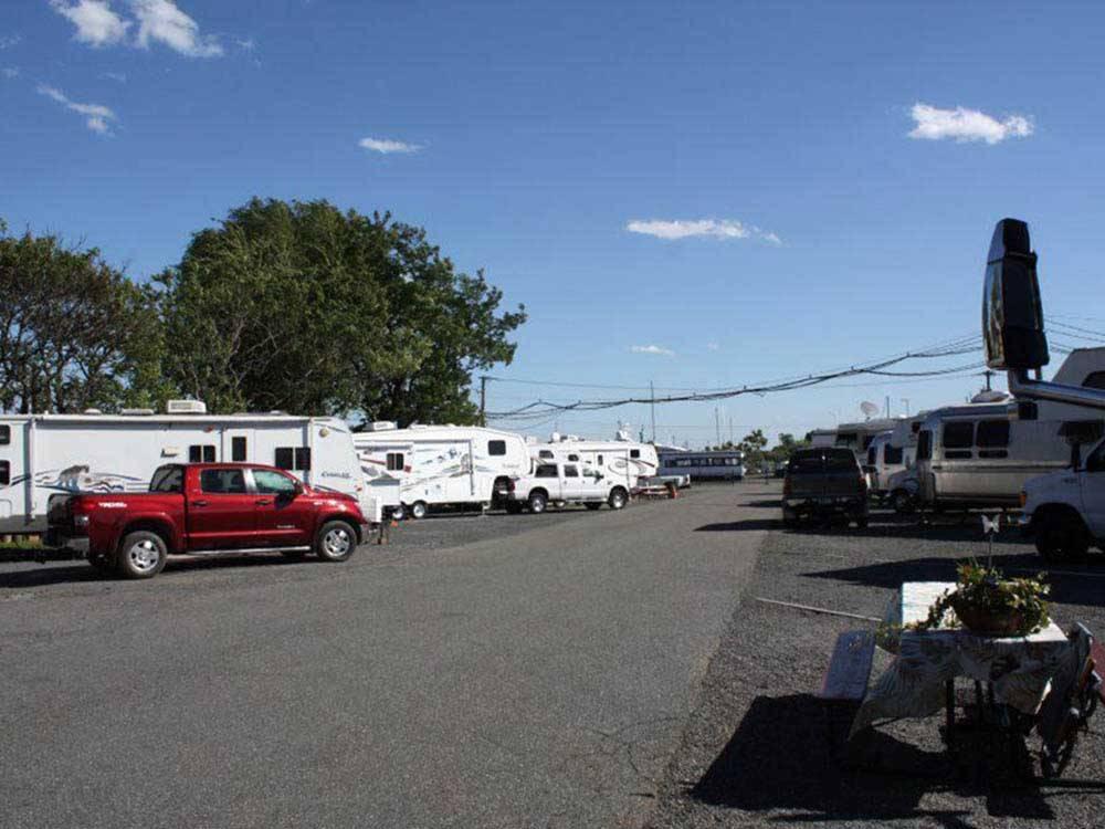 Liberty Harbor Marina & RV Park - Jersey City campgrounds ...