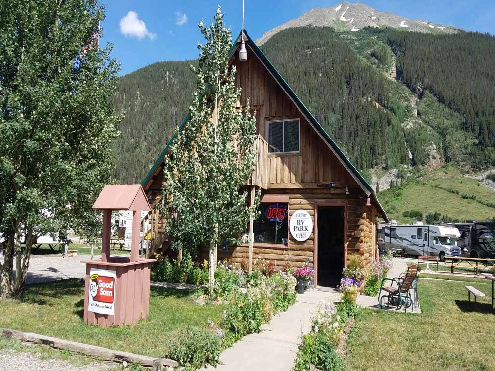 SILVER SUMMIT RV PARK at SILVERTON CO