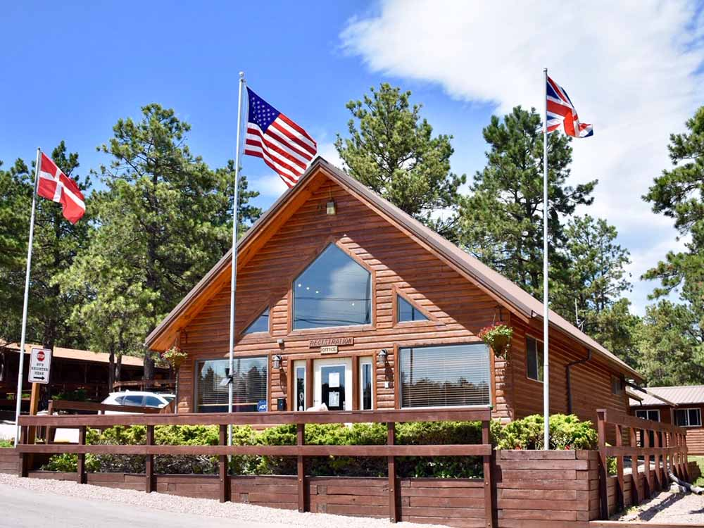 American Buffalo Resort - Rapid City Campgrounds