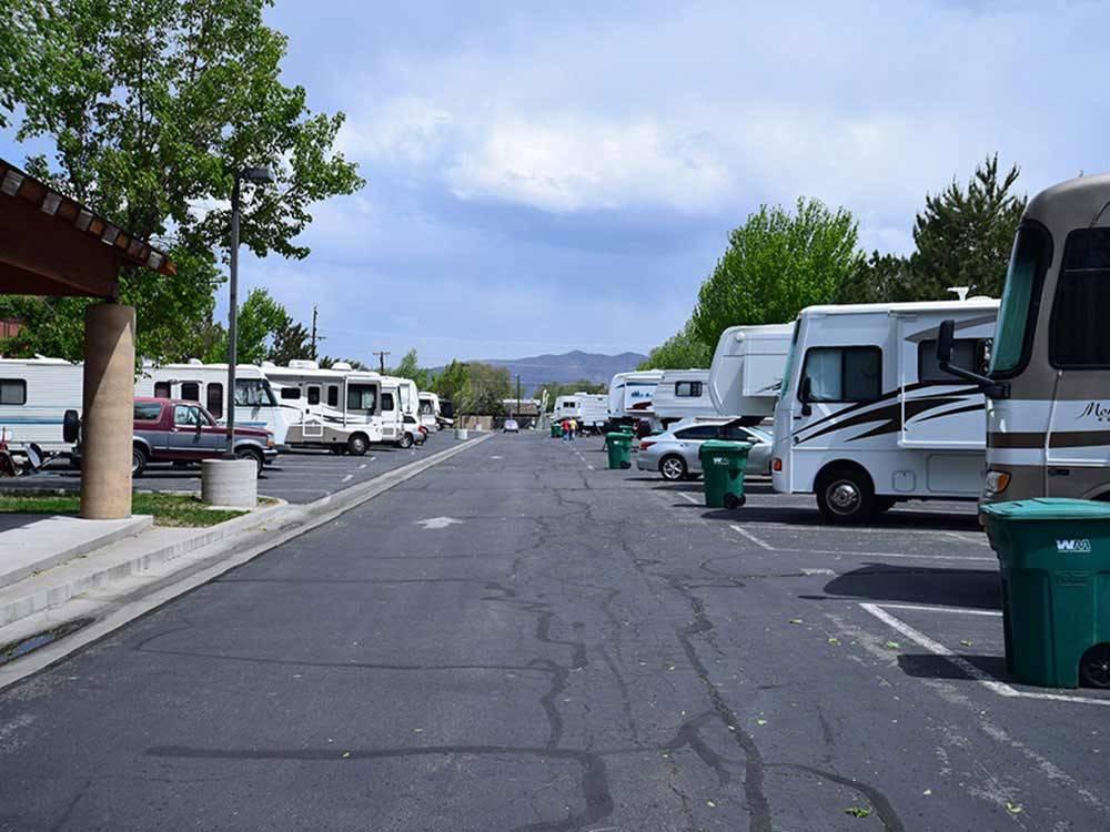 Silver Sage Rv Park Reno Campgrounds Good Sam Club