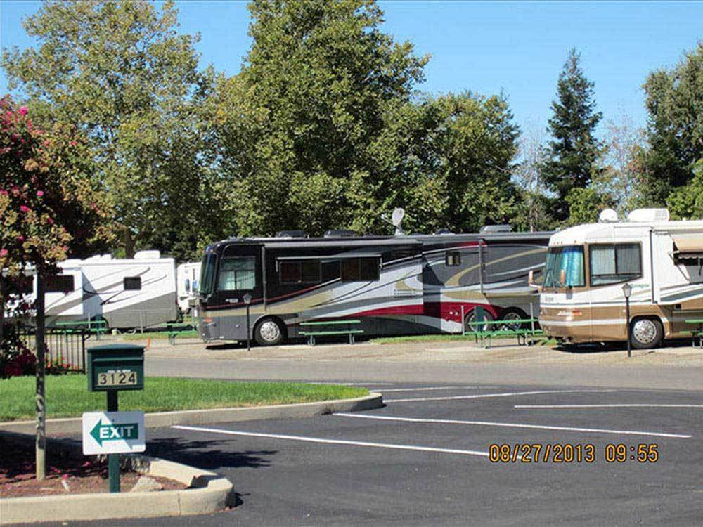 Almond Tree Rv Park Chico Campgrounds Good Sam Club