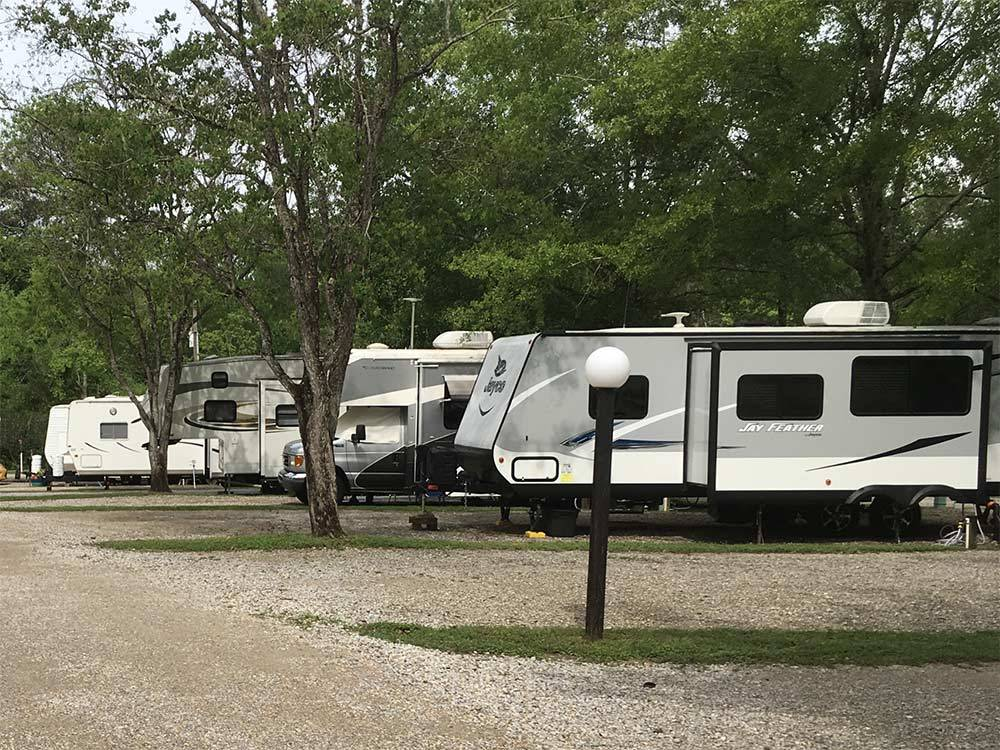 Country Side Rv Park Saucier Ms Rv Parks And