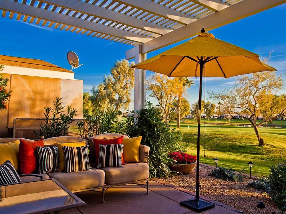 Pueblo El Mirage Golf Rv Resort El Mirage Campgrounds