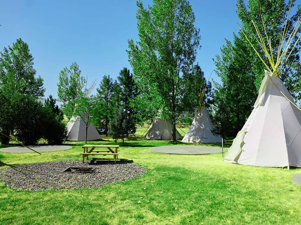 Wildhorse Resort Amp Casino Rv Park Pendleton Campgrounds