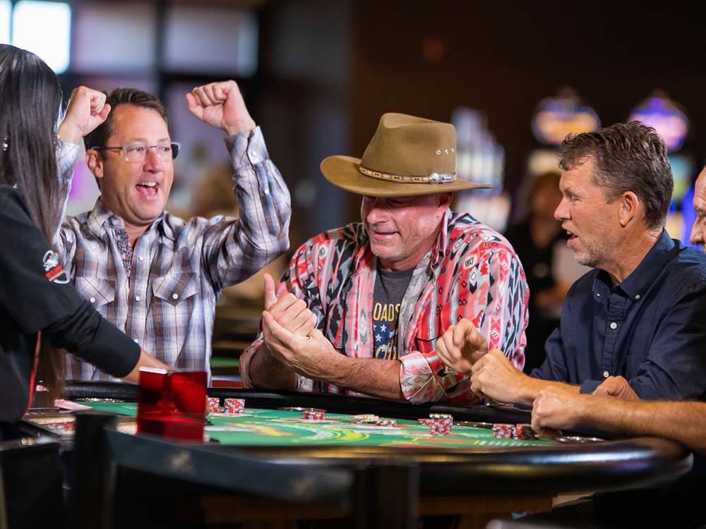 Wildhorse resort casino rv park pendleton oregon reviews