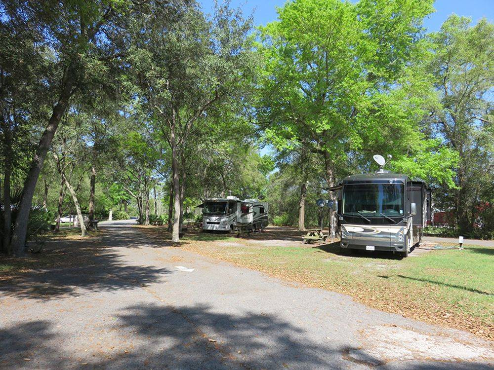 COUNTRY OAKS CAMPGROUND RV PARK At KINGSLAND GA