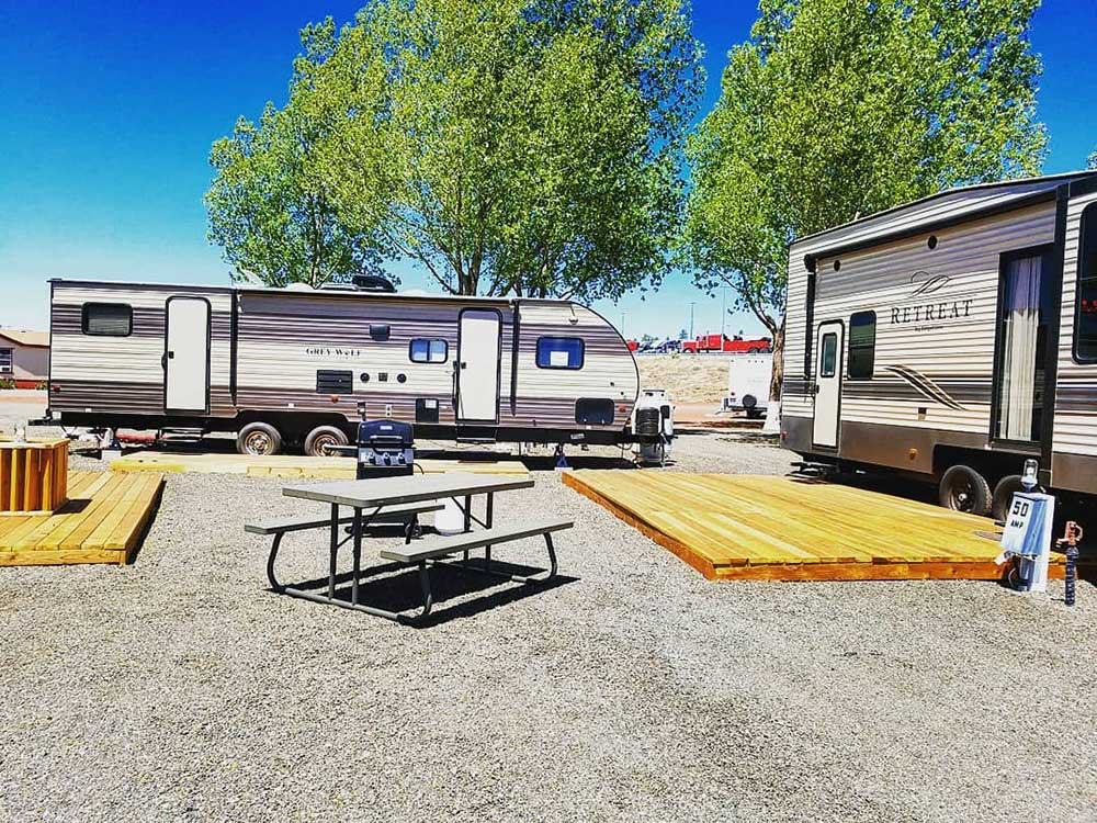 CANYON GATEWAY RV PARK At WILLIAMS AZ