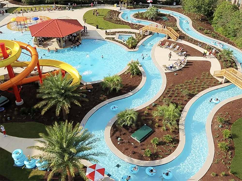 Coushatta Luxury Rv Resort At Red Shoes Park Kinder La