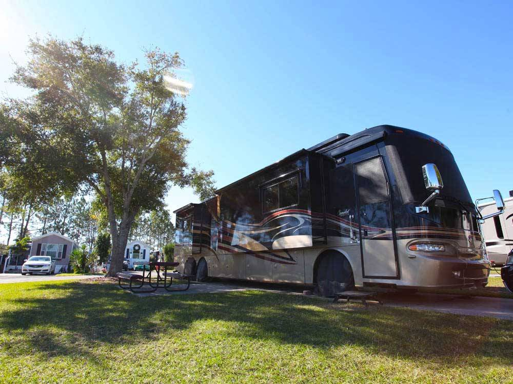 Lake Magic Rv Resort Clermont Campgrounds Good Sam Club