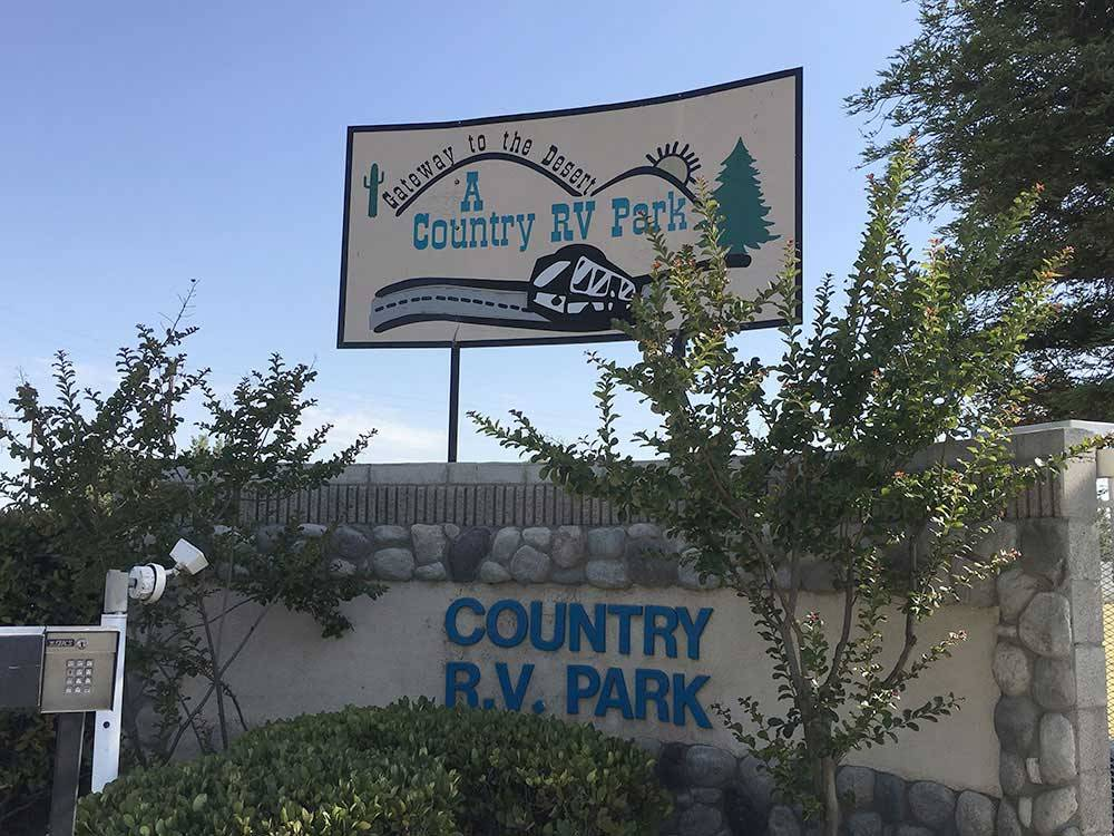 A Country Rv Park Bakersfield Campgrounds Good Sam Club