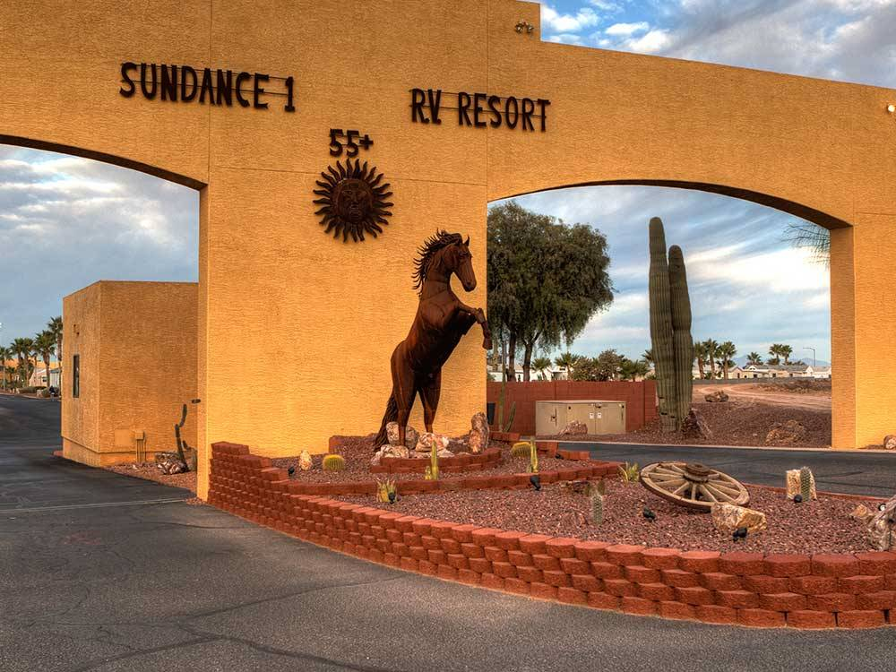 SUNDANCE 1 RV RESORT at CASA GRANDE AZ