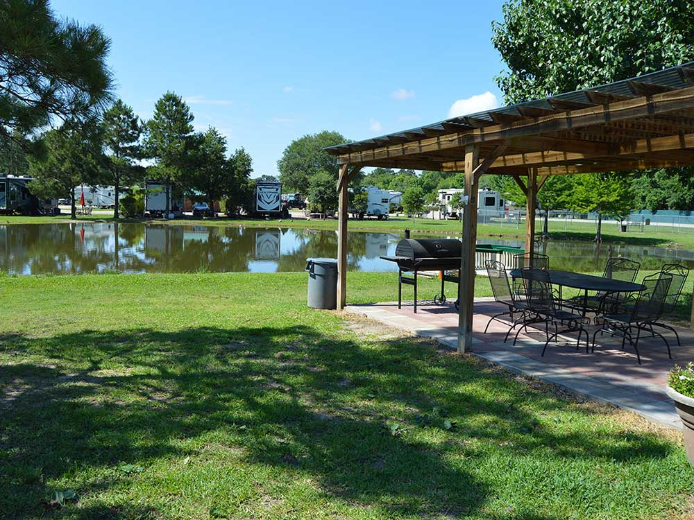 Woodland Lakes Rv Park Conroe Tx Rv Parks And