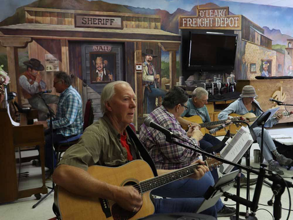 Rincon Country East Rv Resort Tucson Campgrounds Good