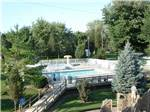 View larger image of Magnificent view of swimming pool at CEDARLANE RV RESORT image #6