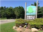 View larger image of Sign at entrance to the park at MAPLE LAKES RECREATIONAL PARK image #3