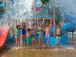 View larger image of Family at waterpark at INDIANA BEACH CAMPGROUNDS image #6