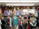 View larger image of Gift store selling clothes at BOYDS KEY WEST CAMPGROUND image #4