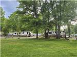View larger image of A group of kids by the fire pit at STONEBRIDGE RV RESORT image #4