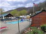 View larger image of The swimming pool area at STONEBRIDGE RV RESORT image #5