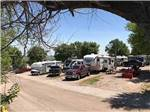 View larger image of Sign at entrance to the park at RAPID CITY RV PARK AND CAMPGROUND image #2