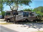 View larger image of RV at campsite at TRAVELERS WORLD RV RESORT image #1