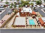 View larger image of Swimming pool and spa at MESA SUNSET RV RESORT image #8
